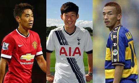 Các cầu thủ châu Á góp mặt tại Premier League