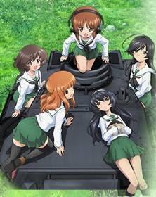 assistir - Girls und Panzer - Episódios - online