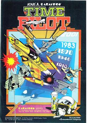 Time Pilot 84