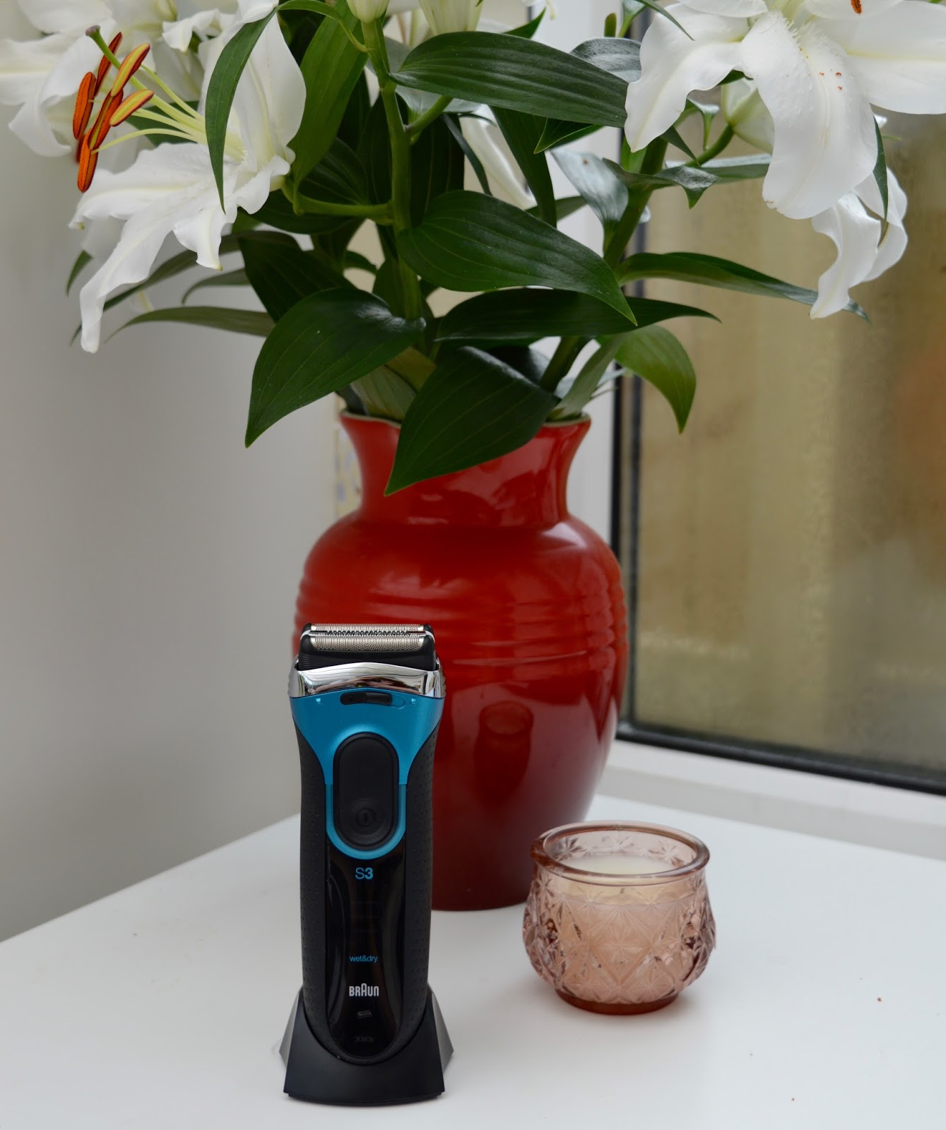 Why I Love Steve's Sensitive Side - A Collaboration with Braun Series 3 ProSkin