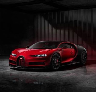 body and chassis bugatti chiron sport