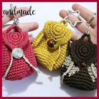 Mochilitas crochet