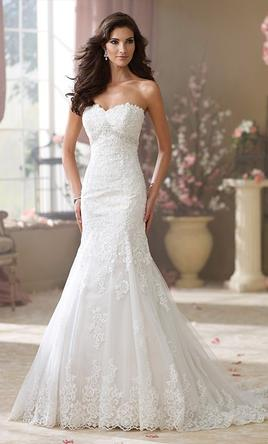 Used Wedding Dresses In Michigan