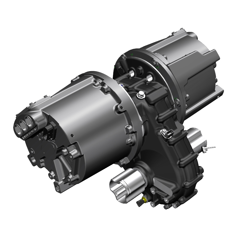 xtrac launch dual motor ev transmission to suit torque