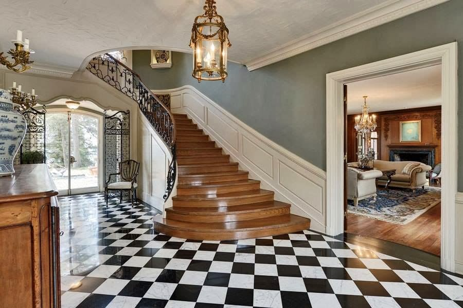 Marta decoycina escaleras subir con estilo - Decorar pared subida escalera ...