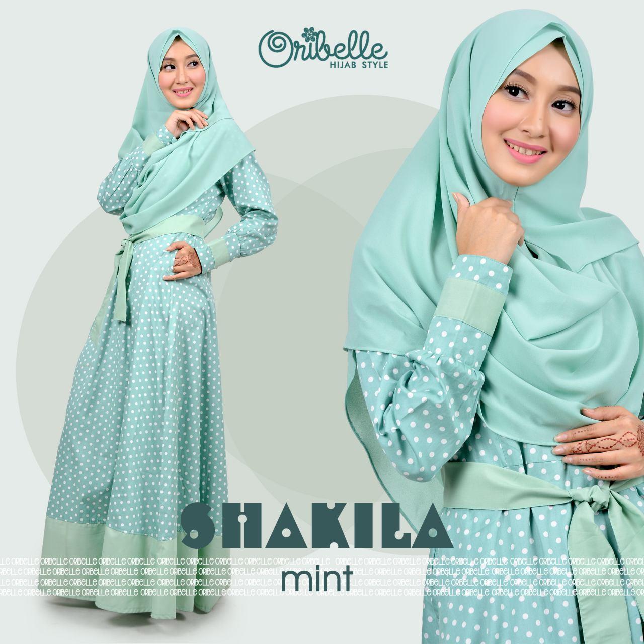Jual Baju Hijab Jalan Jalan