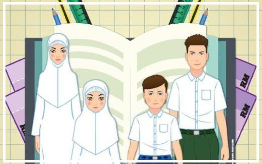 7 Kelengkapan Persekolahan Ini Perlu Disediakan Ibu Bapa Buat Anak Mereka Yang Bakal Kembali Ke Sekolah