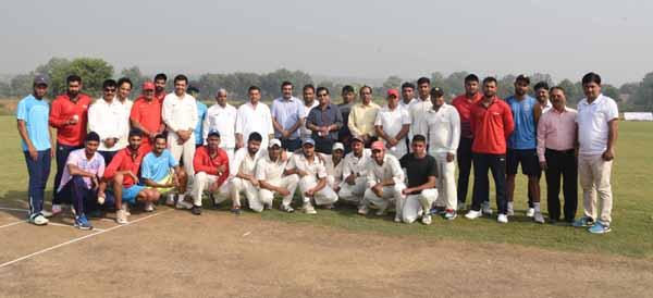 एयर इंडिया ने डिवाईन क्रिकेट अकादमी ने को 43 रन से हराया