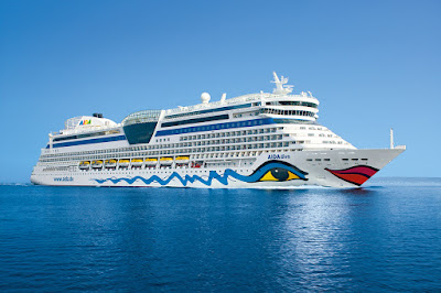 AIDAdiva AIDA Cruises Sails Seasonally from New York to New England Canada