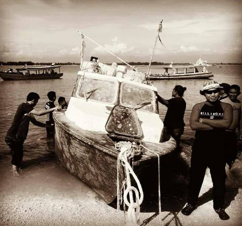Kapal Karam Polisi Dievakuasi, Kapolres: Ternyata Kapal Tidak Bocor