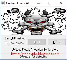 undeepfreeze v6 click here