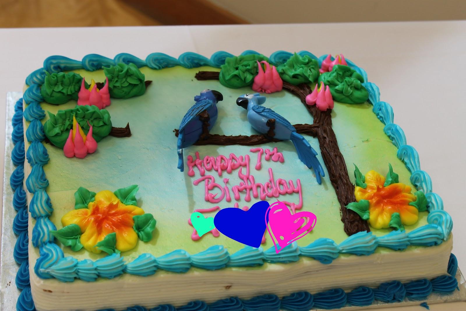 Walmart Bakery Birthday Cakes Pokemon