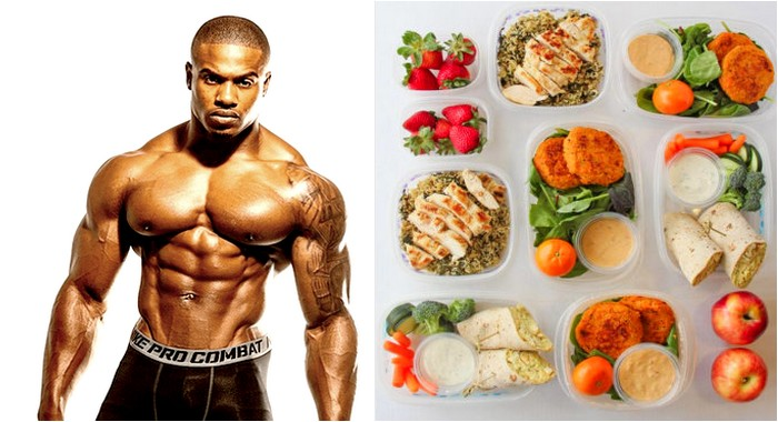 Build Muscle Diet - Add 10 Pounds of Muscle in 4 Weeks