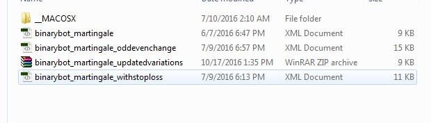 Binary options bot download