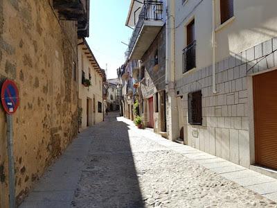 Gata, un bonito pueblo al norte de Cáceres