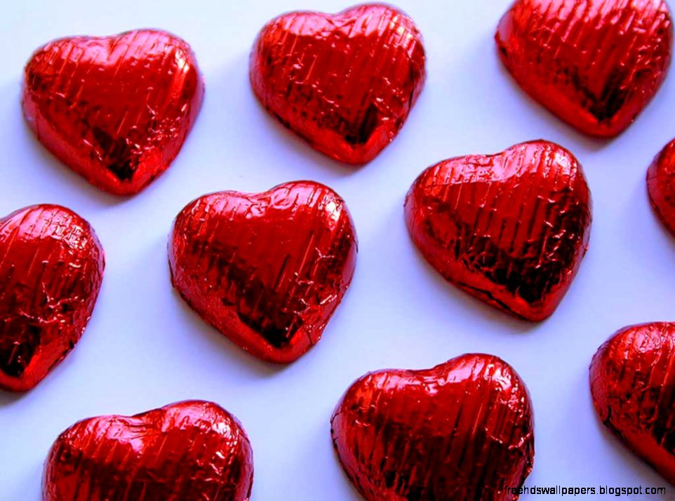 Valentines Day Chocolate Wallpaper Free Hd Wallpapers