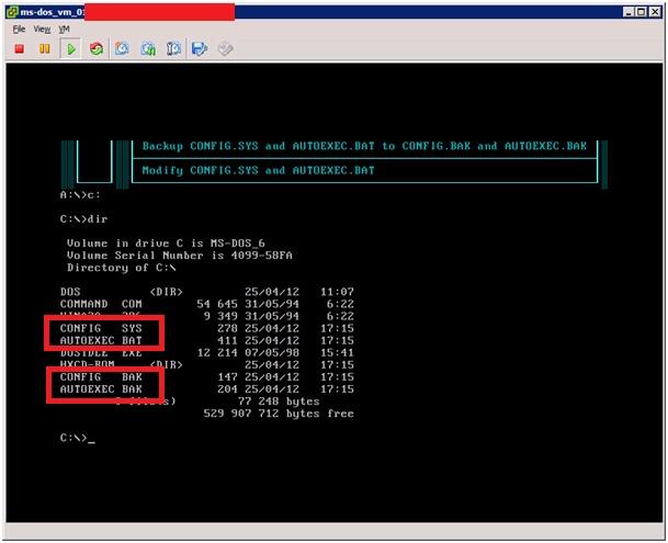 ms dos 6 22 installer iso mac