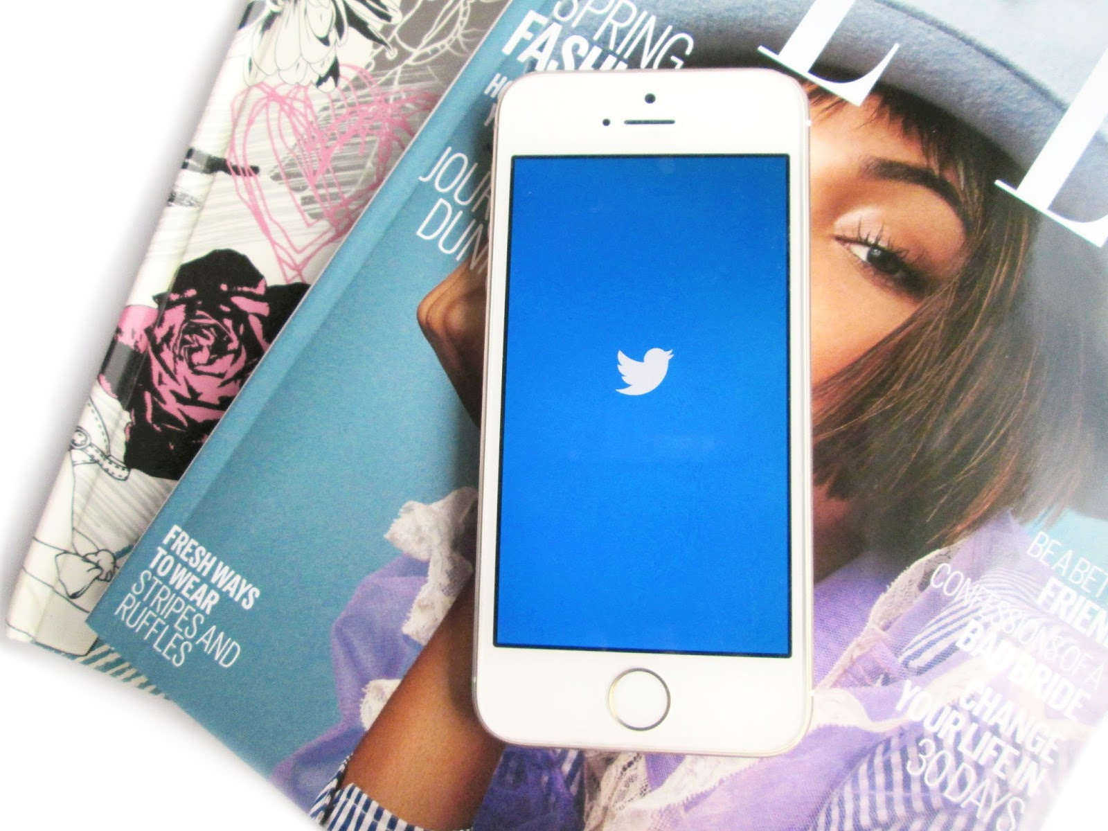 I'm starting my own Twitter chat | Dainty Alice