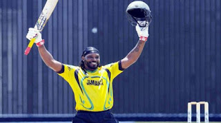 Chris Gayle blasts in India, 3 new players in indies team