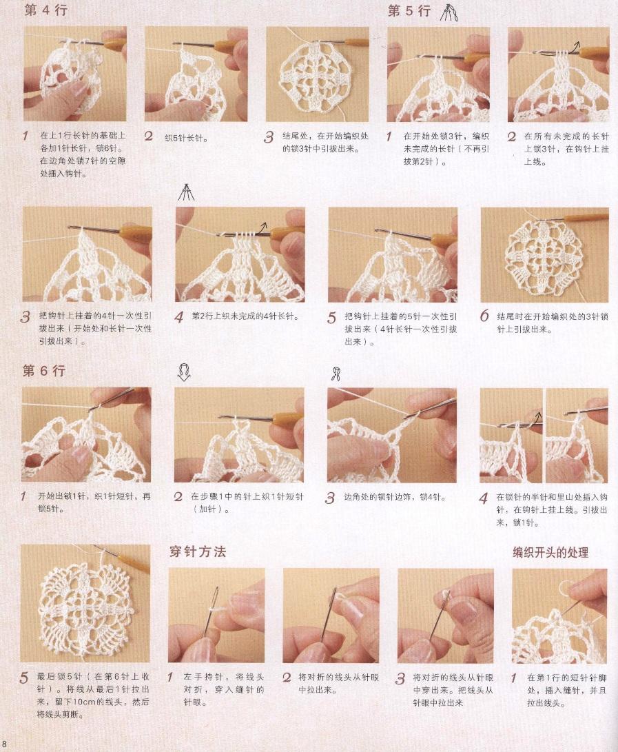 Кружевные мелочи и аксессуары крючком (6)