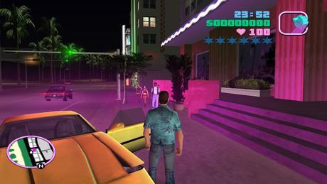 GTA Vice City Gameplay PC Screenshots High Texture