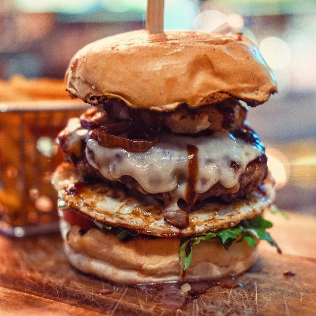 Southern Style Burger