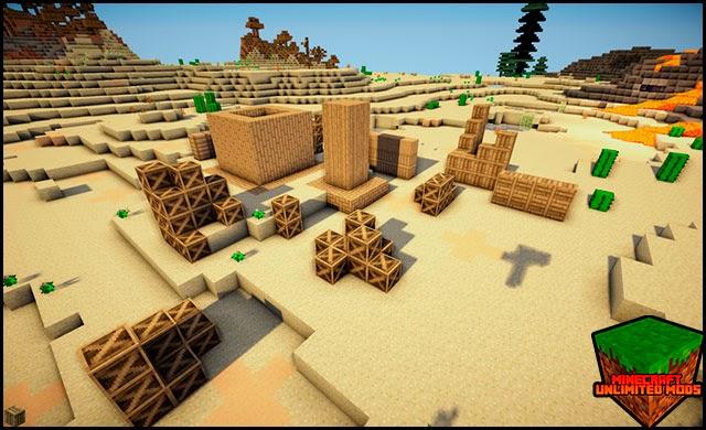Chisel Mod Minecraft