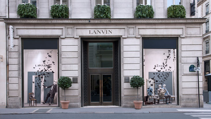 Find Lanvin women's fashion at ShopStyle. Shop the latest collection of Lanvin women's fashion from the most popular stores - all in one place.