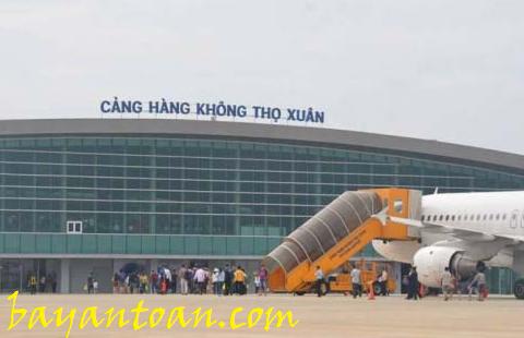 Mở đường bay du lịch Thanh Hóa – Bangkok (Thái Lan)