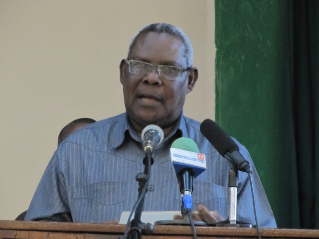 Dk Shein amteua Balozi Seif Ali Idd Kuwa Makamu wa Pili wa Rais Zanzibar