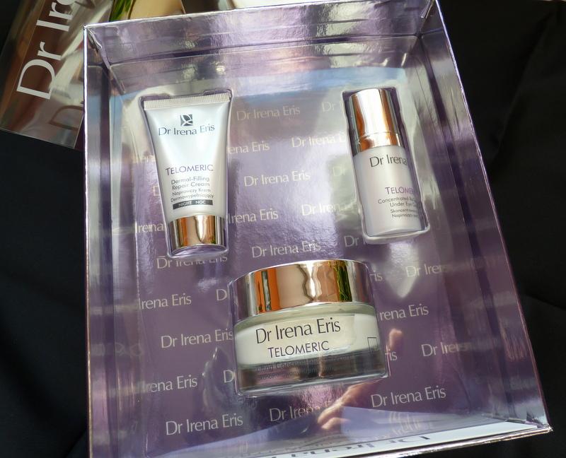 Dr Irena Eris – zestaw kosmetyków pielęgnacyjnych z serii Telometric 60+