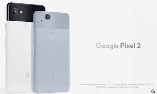 Google Pixel 2 dan Pixel 2 XL Resmi Dirilis, Inilah Spesifikasi dan Harganya