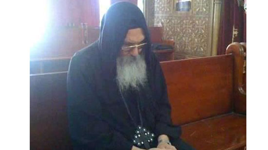 شبهة جنائية فى نياحة الأنبا ابيفانيوس اسقف ورئيس دير ابو مقار