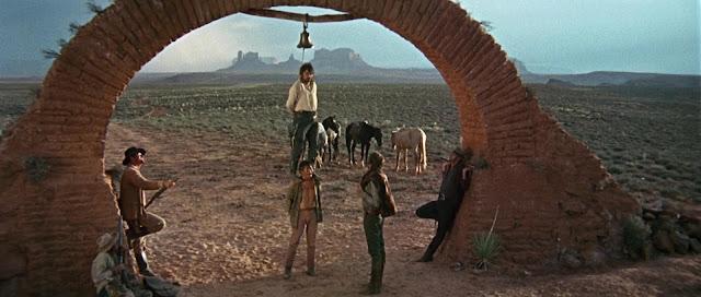 «Однажды на Диком Западе», режиссёр Серджио Леоне