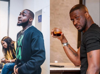 HEARTBREAKING! Peter Okoye Of PSquare Shades Davido After His shot To elf Him disastrous Woefully