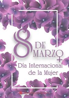 Exposición Biblioteca Derecho UAM 8 marzo Dia Mujer 2019