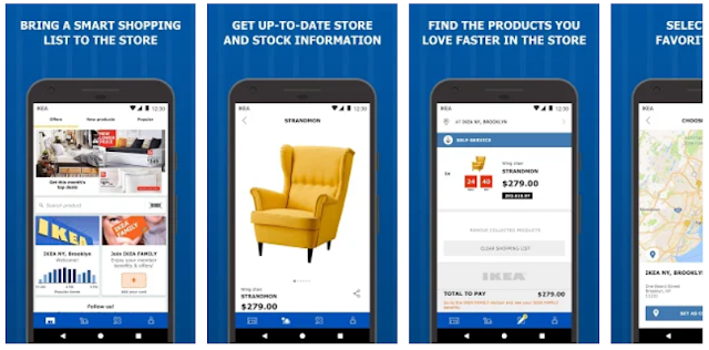 IKEA Stores Mobile App - YouthApps