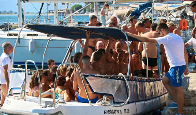 Πρέβεζα: Με επιτυχία πραγματοποιήθηκε και φέτος ο Κολυμβητικός Διάπλους Πρέβεζας – Ακτίου