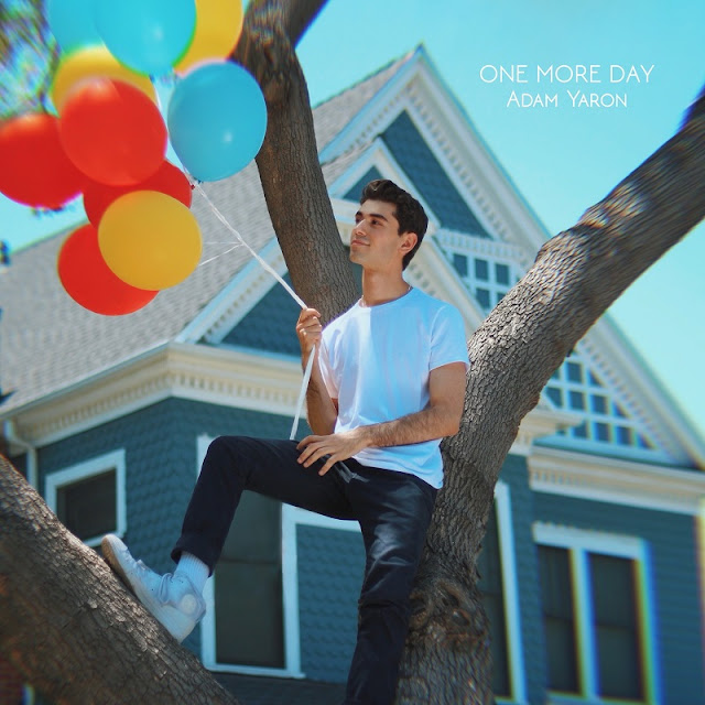 "Adam Yaron Unveils New Single ""One More Day"""
