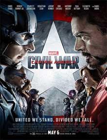 Capitán América Civil War Online