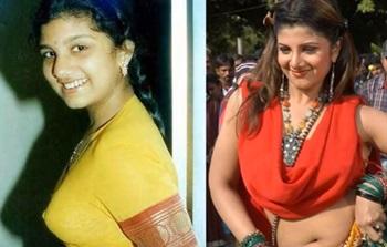 Make overs of 10 malayalam actresses