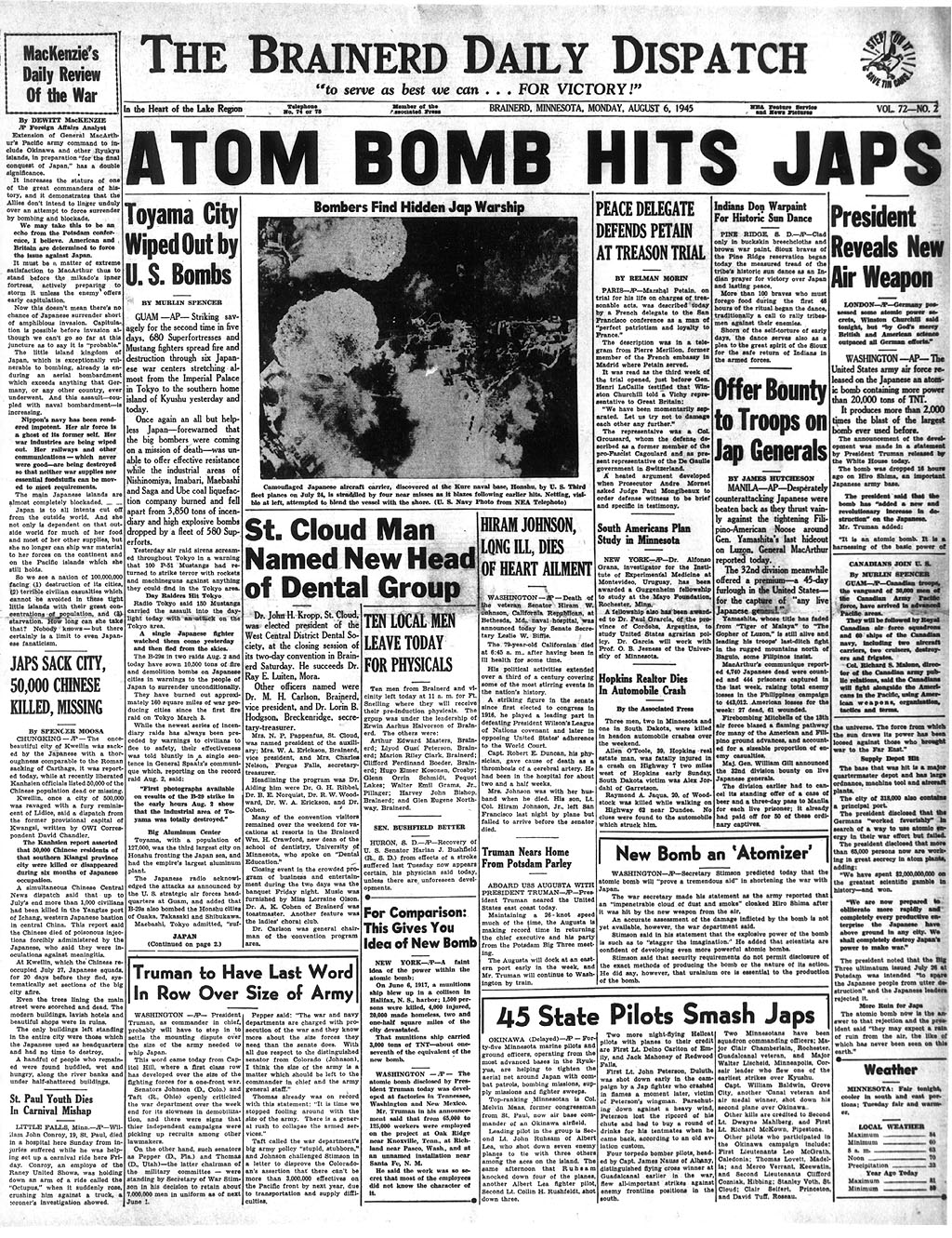 was the bombing of hiroshima and nagasaki necessary essay little boy bomb used against hiroshima