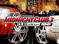 Midnight Club 3 - DUB Edition Remix PS2 ISO High Compressed