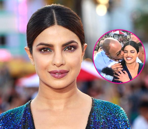 Priyanka Chopra Reveals The Secret Behind Dwayne Johnson's Kiss