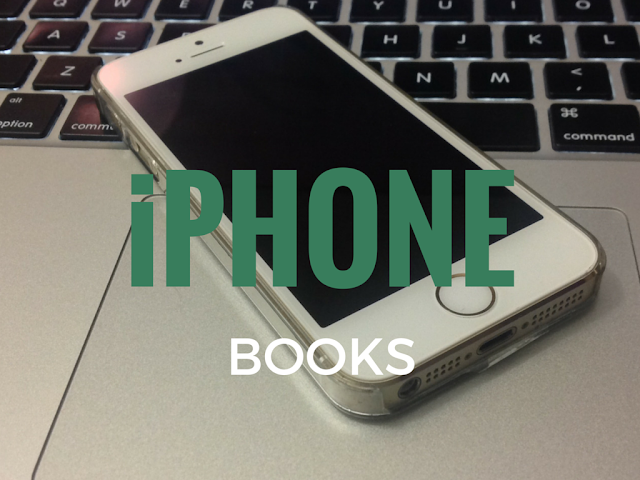 List of best books for iphone beginners