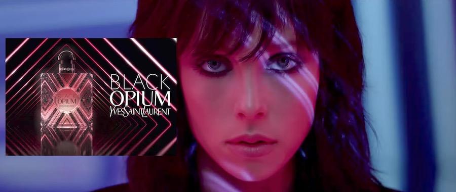 Canzone Pubblicità BLACK OPIUM Pure Illusion Yves Saint Laurent 2017