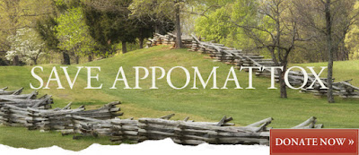 Preserve Appomattox, The Site Of Lee's Surrender