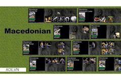 Serise tìm hiểu về các loại quân trong AoE – Phần 6: Macedonia