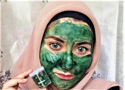 Manfaat Masker Spirulina