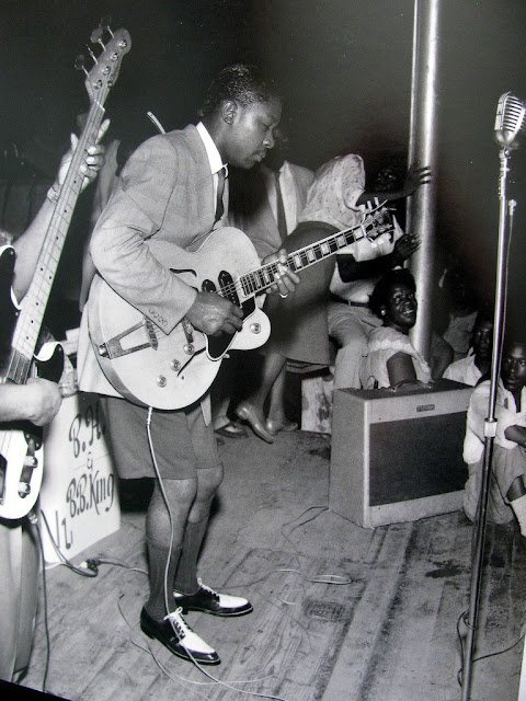 1950 S B B King Gear The Gear Page